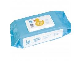 Interapothek toallitas húmedas bebé con tapa 72uds