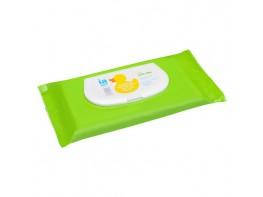 Interapothek toallitas bebé aloe vera con tapa 24uds