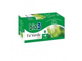 Bio3 té verde ecológico 25 bolsitas